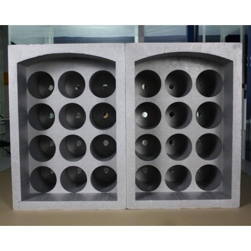 03-Cave à vin 12 bouteilles 75 CL - Conditionnement à l'unité (Réf. Vinicube)