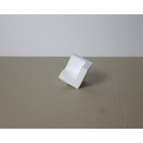 Coin d'angle 150x150x150 mm - Conditionnement par 90 (Réf. 1530)