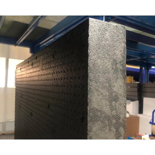 Bloc Polypropylène Expansé (PPE) 990x790x150 mm 30 kgs/m3 - Vente par colis de 5