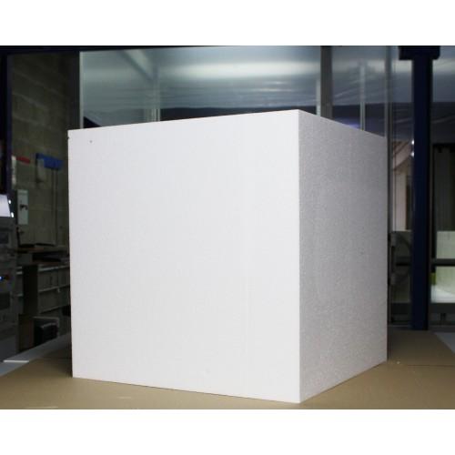 Code 303 - Cube Polystyrène 50 x 50 x 50 cm