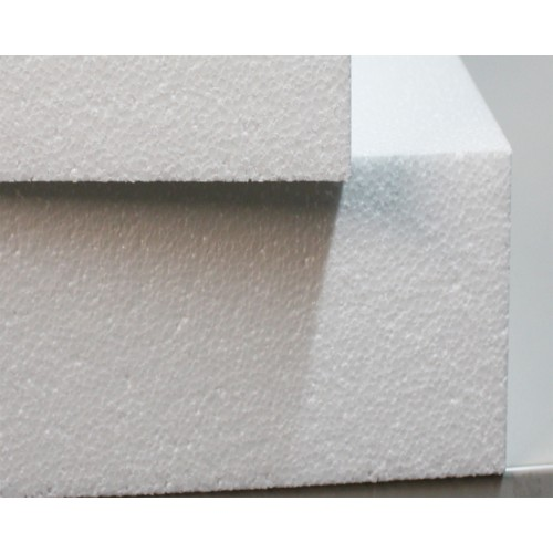 Code 407 - Plaque Ps expansé 120 x 80 x 30 Cm - Colis de 1