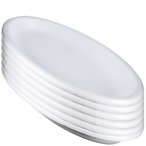 Art de la table - Plateau ovale grand modèle x 75 en housse