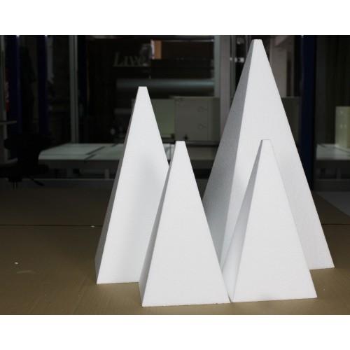 Pyramide base 400x400 hautreur 800 mm (Réf. py400)