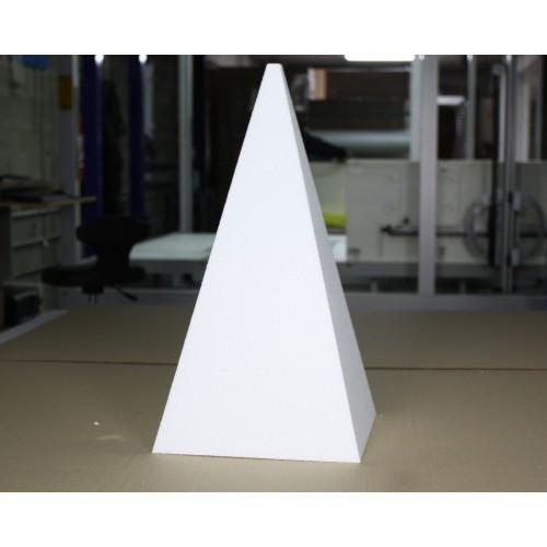 Pyramide base 500x500 hauteur 1000 mm (Réf. py500)