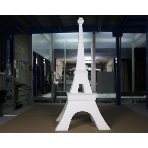Tour Eiffel base 925x925 hauteur 2000 mm