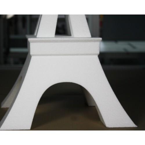 Tour Eiffel Base 370x370 hauteur 800 mm